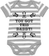 TeeStars - You Got This Daddy Funny Bodysuit Father's Day Gift Cute Baby Onesie 6M