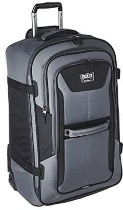 Travelpro BOLD by 28 Expandable Rollaboard(R) (Gray/Black) Luggage