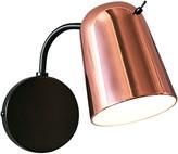 Seed Design Dobi Wall Lamp, Copper, Black