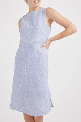 Sportscraft Cruze Linen Stripe Dress