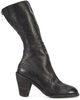 Guidi rear zip boots - women - Horse Leather/Leather - 36
