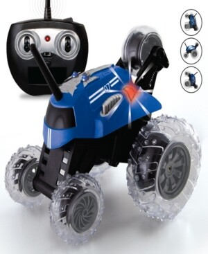 Sharper Image Toy Rc Monster Spinning Car