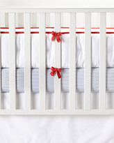 Serena & Lily Nursery Basics Crib Bumper