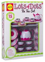 Alex Lots Of Dots Tin Tea Set