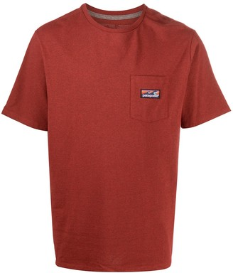 Patagonia chest patch pocket T-shirt