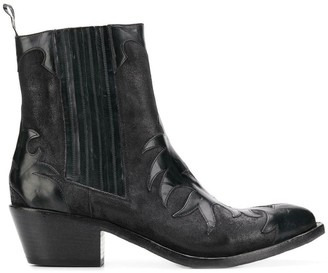 Sartore western style boots