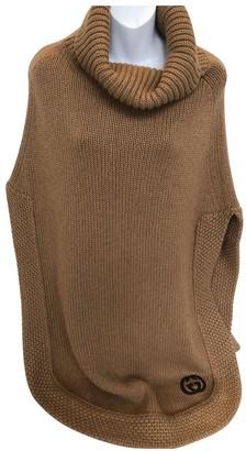 Gucci Beige Cashmere Knitwear for Women