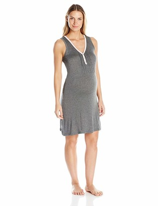 Lamaze Women's Maternity Sleep Gown