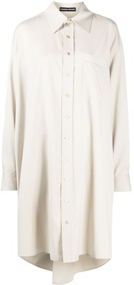 Kwaidan Editions Loose Shirt Dress