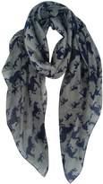 GERINLY Scarves - Horses Print Shawl Wraps Animal Pattern Fashion Scarf