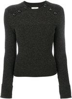 Etoile Isabel Marant Koyle pullover - women - Cotton/Wool - 36