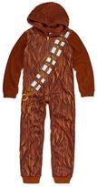 Star Wars STARWARS Chewy One Piece Pajama - Boys