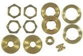 Westinghouse Lighting Westinghouse Brass Locknut Assorted