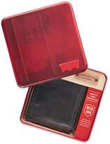 Levi's Men's Rfid Leather Traveler Wallet
