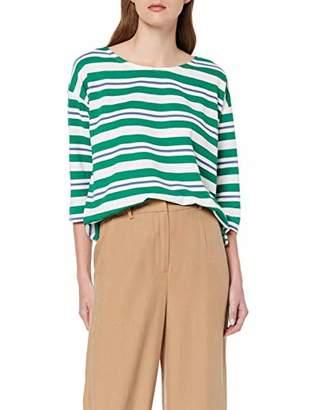 Esprit Women's 039ee1k013 Long Sleeve Top,Small
