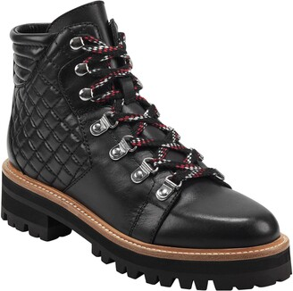 Marc Fisher Irme Quilted Hiking Boot