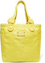 Marc by Marc Jacobs Tate small embroidered shell tote