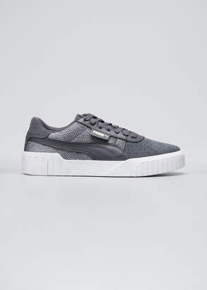 Puma Cali Platform Suede Sneakers
