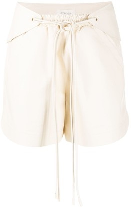 Sportmax High-Waisted Shorts
