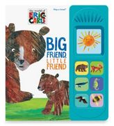 Eric Carle Little Sound Big Friend, Little Friend by Play-a-Sound Book