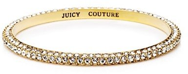 Juicy Couture Pave Bangle