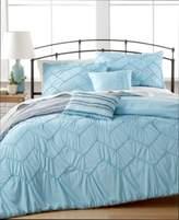 Jessica Sanders CLOSEOUT! Avery 5-Pc. Reversible Full Comforter Set