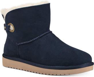 Koolaburra By Ugg Women Remley Mini Boots Women Shoes