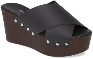 Charles David Fiji Wedge Slide Sandal