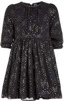 Osh Kosh OshKosh SHIRR NECK DRESS Cocktail dress / Party dress dark grey