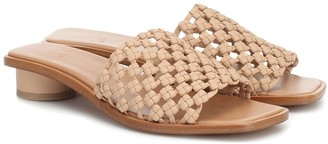 LOQ Simona leather sandals