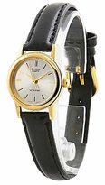 Casio Women's LTP1094Q-7A Leather Quartz Watch