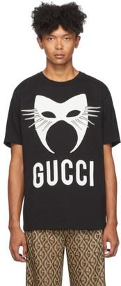 Gucci Black Manifesto T-Shirt