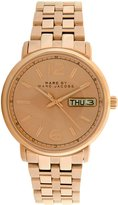 Marc by Marc Jacobs Marc Jacobs Women's MBM3439 Fergus Rose Watch