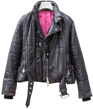 Hogan Black Jacket for Women