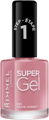Rimmel Super Gel Nail Polish 12Ml 023 Grape Sorbet
