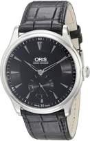 Oris Men's 39675804054LS Artelier Analog Display Swiss Automatic Watch