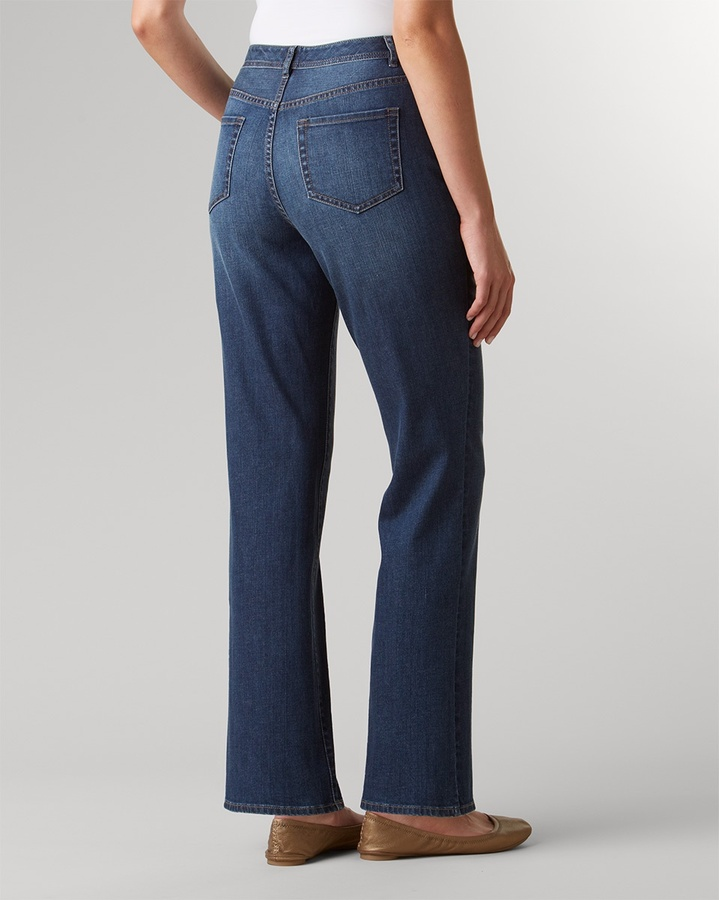 Coldwater Creek Classic shaping jeans