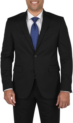 Dockers Two Button Notch Lapel Stretch Fabric Modern Fit Suit Separates Jacket
