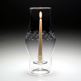William Yeoward Country Garland Hurricane with Candle Holder