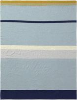 ferm LIVING Little Stripy Blanket - Blue