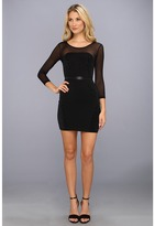 MinkPink Roller Disco Dress (Black) - Apparel