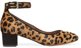 Tabitha Simmons Leopard-print Calf Hair Pumps - Leopard print