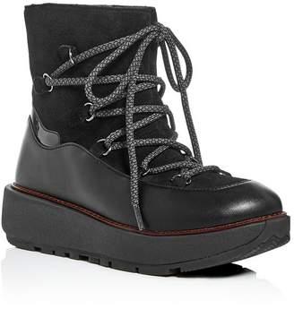 FitFlop Women's Skandi Cold Weather Platform Boots