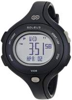 Soleus Women's SR009-001 Chicked Digital Display Quartz Black Watch