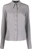 Styland pointed collar shirt