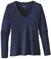 Patagonia Women's Long-Sleeved Necessity V-Neck