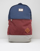 Vans Van Doren III Backpack In Blue VA2WNUKH5