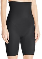 Naomi & Nicole Naomi and Nicole Women's Back Magic Firm Control Hi Waist Thigh Slimmer