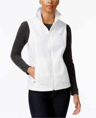 Columbia Women Benton Springs Fleece Vest