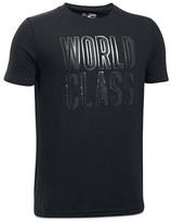 Under Armour Boys' World Class Tech Tee - Sizes S-XL